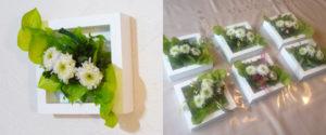 小菊のグリーンフレーム