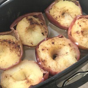 焼きリンゴ 焼きりんご