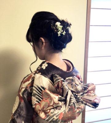 成人式,髪飾り,ヘッドドレス