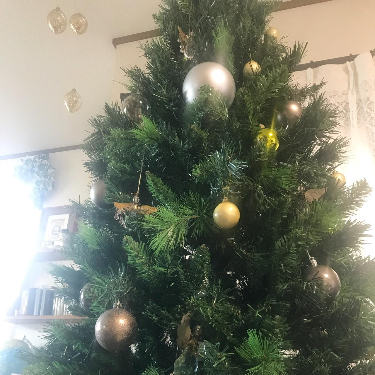 クリスマスツリー,クリスマス