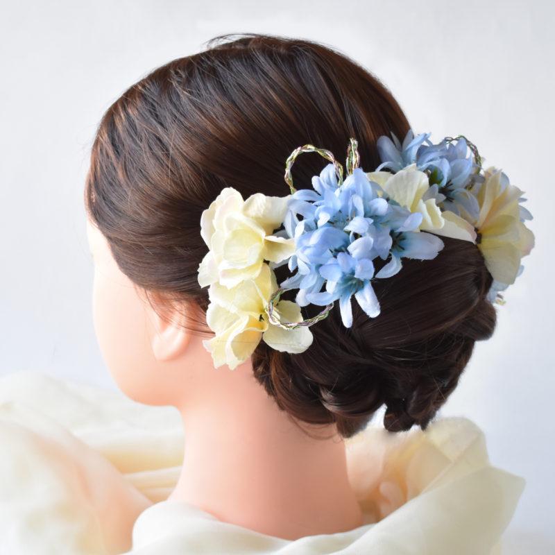 ネリネ,髪飾り,ヘッドドレス